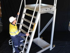 Work Platform Ladders