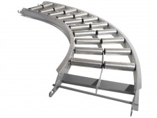 Conveyor Frames - Curved