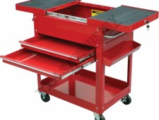 Service Carts & Tear Down Tables