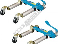Hydraulic Vehicle Positioning Jacks
