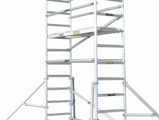 Expandable Scaffold Tower