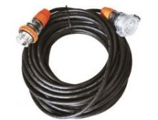 3 phase extension leads